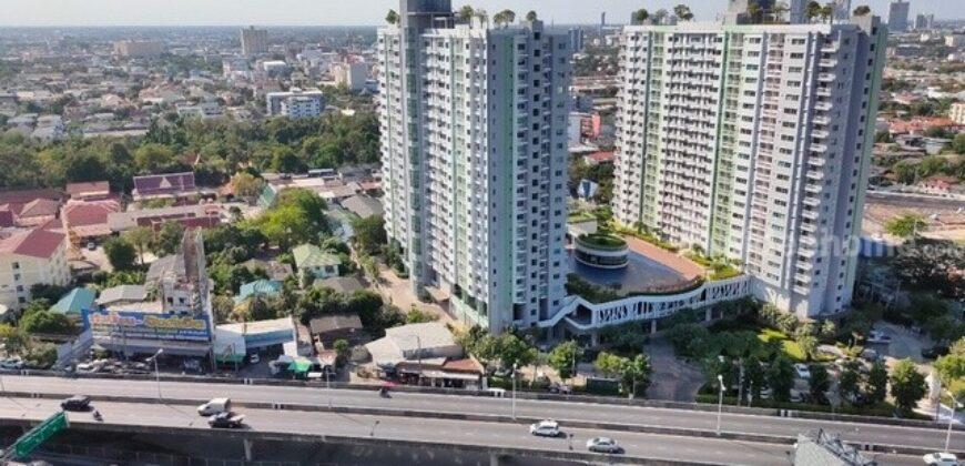 ขาย/เช่า ศุภาลัย วิสต้า แยกติวานนท์ (Supalai Vista @ Tiwanon) ขนาด 47 ตร.ม. ชั้นสูง วิวเมือง สวยพร้อมอยู่