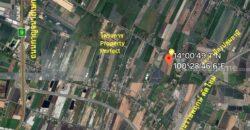 ขายที่ดิน 26-1-96.9 ไร่ ถนนราชพฤกษ์ส่วนต่อขยาย (ไปทางปทุม)