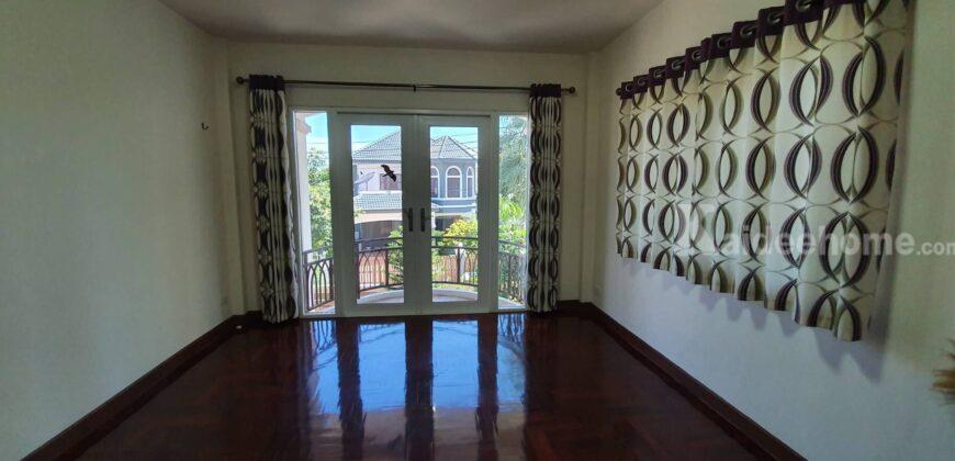 ขายบ้านกฤษณา การ์เด้นโฮม พุทธมณฑลสาย 5 พื้นที่ใหญ่ ราคาถูกมาก บ้านสวยสไตล์คันทรี ใกล้ ม.มหิดล, รร.ยอแซฟฯ, เซ็นทรัล ศาลายา