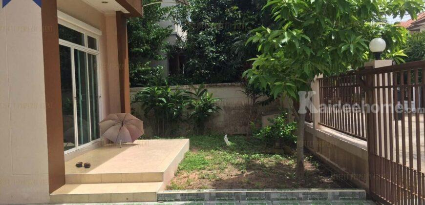 บ้านเดี่ยว ปรีชา ร่มเกล้า มีนบุรี บ้านสวยพร้อมอยู่