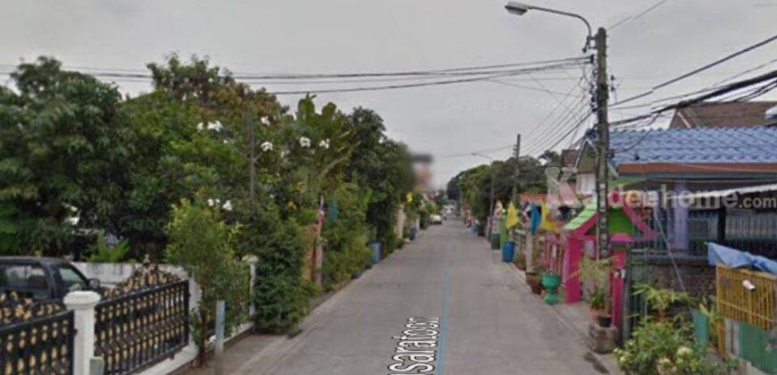 บ้านเดี่ยวสวย82 ตารางวาใกล้รถไฟฟ้าBTS สถานีเอราวัณ ซอยโรงนมตรามะลิ เดินทางสะดวก