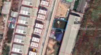 ขายที่ดินสวย พร้อมใช้ ถมแล้ว ถนนกิ่งแก้ว233 วา ใกล้สนามบินสุวรรณภูมิ