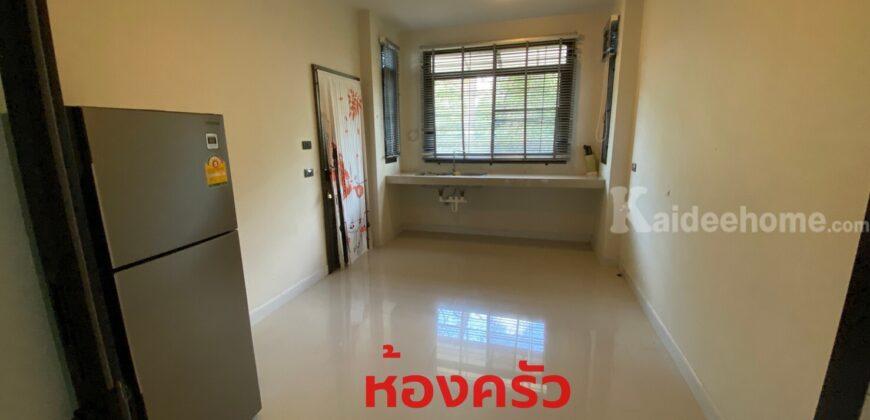 ขายบ้านเดี่ยว 2 ชั้น 64 ตรว 3 ห้องนอน 3 ห้องน้ำ หมู่บ้านพรธนาอิลิแกนซ์ ทับมา ระยอง