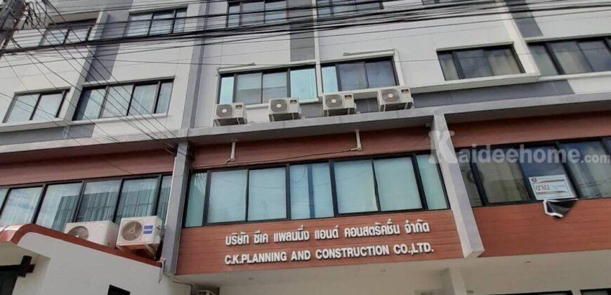 อาคารพาณิชย์ ติดถนนใหญ่ หน้านิคมบางพลี CITY PARK