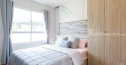 ขายห้อง 1 ห้องนอน – ลุมพินี วิลล์ สุขสวัสดิ์ – พระราม 2 ขนาด 23.5 ตร.ม. ชั้น 15