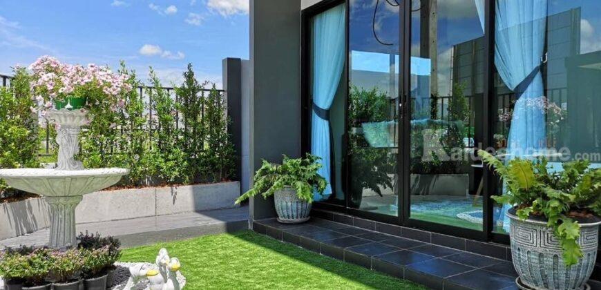 ขายบ้านมือ 1 ซันไชน์ วิลเลจ บ่อวิน ชลบุรี ห่างจากโรบินสัน 100 m
