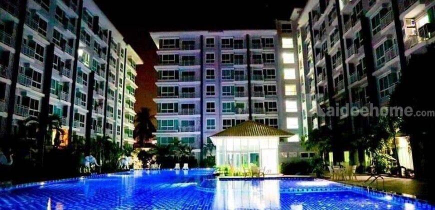 ขายคอนโดรอยัลฮิลล์ Royal Hill Resort บ่อวิน ชลบุรี ทำเลดี