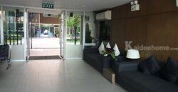 ขายหรือให้เช่าคอนโด ดีคอนโด แคมปัส รีสอร์ท บางนา Dcondo campus resort ใกล้ ม.Abac bangna
