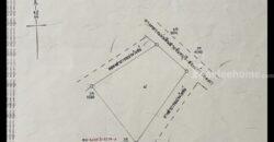 ที่ดินพร้อมบ้านราคาถูกมากที่อำเถอสอยดาว จังหวัดจันทบุรี 121 ตารางวา