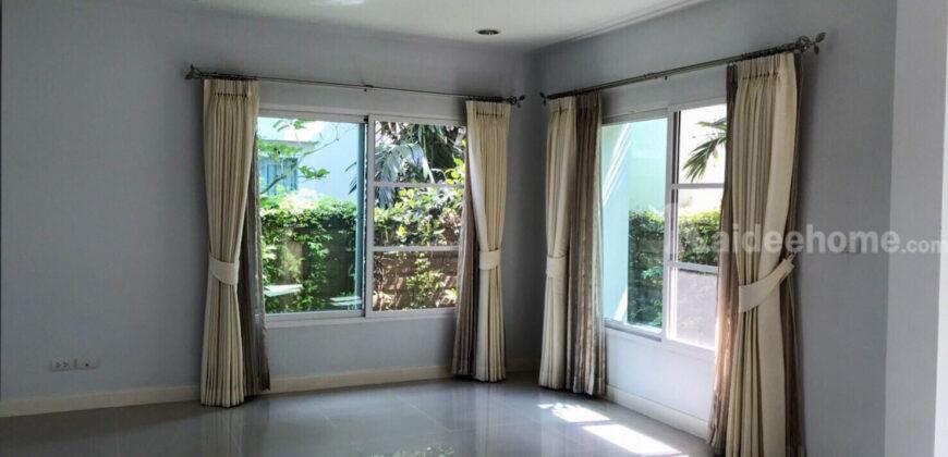 ขายบ้านเดี่ยว THE CENTRO SUKHUMVIT 113 โครงการดี ทำเลดี ราคาถูก