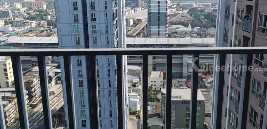 ขาย คอนโด ห้องหลุดดาวน์ มือ1 เฟอร์ครบ พร้อมอยู่ กู้ได้เต็ม 100% คอนโด ริชพาร์ค @ เตาปูน อินเตอร์เชนจ์ ใกล้ MRT สถานีเตาปูน