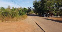 ขายถูกมาก!!! ที่ดินเปล่าติดถนน 2 ด้าน อยู่ในแหล่งชุมชน วิวภูเขา ใกล้ประกันสังคม และ โรงพยาบาลอุตรดิตถ์