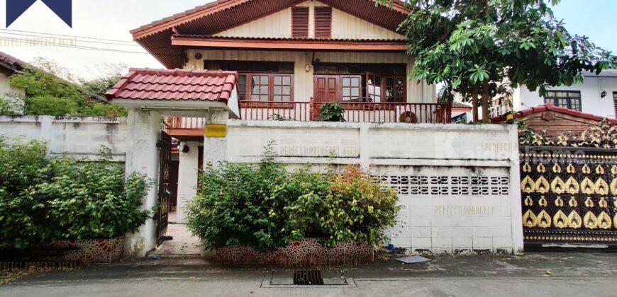 บ้านเดี่ยว แบริ่ง สุขุมวิท 107 ลาซาล บางนา ใกล้รถไฟฟ้า BTS แบริ่ง ที่ตั้ง : ถนนสุขุมวิท แขวงบางนา เขตบางนา กรุงเทพมหานคร