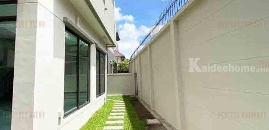 บ้านเดี่ยว พร้อมอยู่ บางกอก บูเลอวาร์ด ศรีนครินทร์-บางนา โครงการ : บางกอก บูเลอวาร์ด ศรีนครินทร์-บางนา Bangkok Boulevard Srinagarindra-Bangna