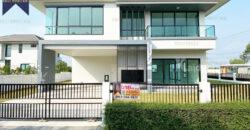 บ้านเดี่ยว บ้านใหม่ เดอะ แกรนด์ริเวอร์ บางพลี ยังไม่เคยเข้าอยู่ โครงการ : เดอะ แกรนด์ริเวอร์ ที่ตั้ง : ตำบลบางพลี อำเภอบางพลี สมุทรปราการ