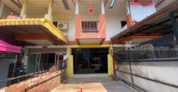 ขายอาคารพาณิชย์ 2 ชั้น ใกล้แหล่งชุมชน ตรงข้ามโรงเรียนนานาชาติ บ้านฉาง ระยอง