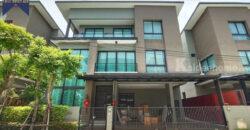 บ้านเดี่ยว 3 ชั้น โซลรัชดาภิเษก โครงการ : SOUL Ratchadapisek