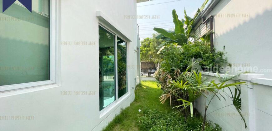 บ้านเดี่ยว Centro พระราม9-มอเตอร์เวย์ ลาดกระบัง โครงการ : Centro พระราม9-มอเตอร์เวย์ ที่ตั้ง : ถนนพัฒนาชนบท แขวงคลองสองต้นนุ่น เขตลาดกระบัง กรุงเทพฯ