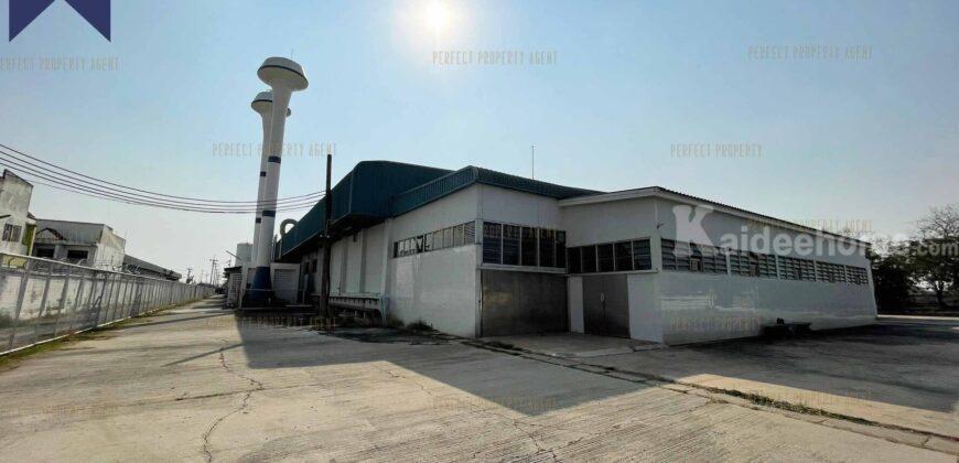 โรงงาน ห้องเย็น ใกล้บ้านโพธิ์ ฉะเชิงเทรา ที่ตั้ง : ตำบลคลองประเวศ อำเภอบ้านโพธิ์ ฉะเชิงเทรา