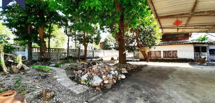 บ้านสร้างเอง เนื้อที่เยอะ ลาดพร้าว 87 ที่ตั้ง : แขวงคลองจั่น เขตบางกะปิ กรุงเทพมหานครฯ