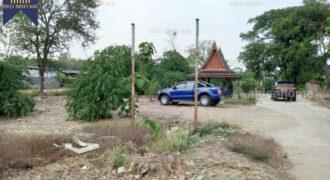 ที่ดิน ติดถนนธัญบุรี คลอง11 นครนายก ที่ตั้ง : ตำบลบึงคำรักษ์ อำเภอธัญบุรี จังหวัดปทุมธานี