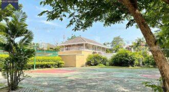 บ้านเดี่ยว บ้านสวนพุทธมณฑล แต่งสวย พื้นที่ใช้สอยเยอะ โครงการ : บ้านสวนพุทธมณฑล ที่ตั้ง : ถนนพุทธมณฑลสาย 1 แขวงบางระมาด เขตตลิ่งชัน กรุงเทพมหานครฯ