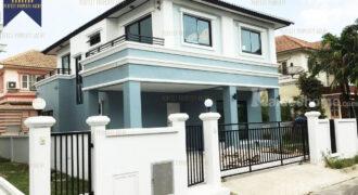 บ้านเดี่ยว 2 ชั้น เค.ซี.เนเชอรัลวิลล์ บางนา-เทพารักษ์ โครงการ : เค.ซี.เนเชอรัลวิลล์ บางนา-เทพารักษ์
