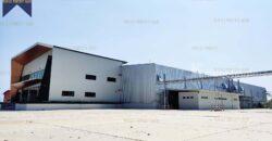 โรงงาน นนทบุรี-ไทรน้อย พื้นที่สีม่วง ที่ตั้ง : ถนนลาดบังหลวง ตำบลไทรใหญ่ อำเภอไทรน้อย จังหวัดนนทบุรี