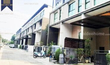ทาวน์โฮม 3.5 ชั้น บ้านกลางเมือง วิภาวดี 64 ตลาดบางเขน-หลักสี่ โครงการ : บ้านกลางเมือง วิภาวดี 64 ที่ตั้ง : แขวงตลาดบางเขน อำเภอหลักสี่ กรุงเทพมหานครฯ