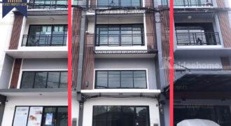 ทาวน์โฮม ริชชี่ เพลส 2 พุทธบูชา-ทุ่งครุ ใกล้รถไฟฟ้า โครงการ : ริชชี่ เพลส 2 ที่ตั้ง : ถนนพุทธบูชา แขวงบางมด เขตทุ่งครุ กรุงเทพมหานครฯ