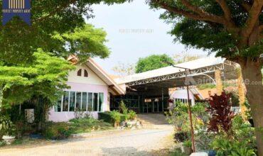 บ้านพร้อมที่ดิน และกิจการห้องอาหาร พระพุทธบาท-ลพบุรี ที่ตั้ง : ถนนพหลโยธิน ตำบลพระพุทธบาท อำเภอพระพุทธบาท จังหวัดสระบุรี