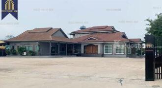 บ้านสร้างเอง แสนแสบ-มีนบุรี พื้นที่เยอะ ที่ตั้ง : แขวงแสนแสบ เขตมีนบุรี กรุงเทพมหานครฯ