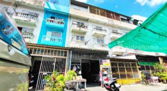 อาคารพาณิชย์ ซอยเจริญนคร 60 ตากสิน 27 โครงการ : อาคารพาณิชย์ ซอยเจริญนคร 60 ตากสิน 27 ที่ตั้ง : ถนนเจริญนคร แขวงบุคคโล เขตธนบุรี กรุงเทพฯ