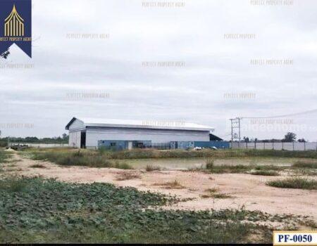 โรงงานพร้อมที่ดิน พื้นที่สีม่วง อุทัยธานี ที่ตั้ง : ตำบลประดู่ยื่น อำเภอลานสัก จังหวัดอุทัยธานี