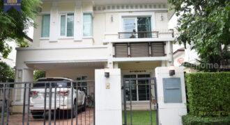 บ้านเดี่ยว THE CITY รัตนาธิเบศร์ ใกล้ MRTสถานีนนทบุรี (ห่าง 400 เมตร) โครงการ : THE CITY รัตนาธิเบศร์ ที่ตั้ง : ตำบลบางกระสอ อำเภอเมือง จังหวัดนนทบุรี