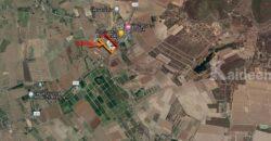 ขายที่ดิน 1-3-86 ไร่ ติดถนน 3492 สายท่าม่วง-หนองตากยา กาญจนบุรี