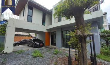 บ้านเดี่ยว Prop8 รัชดาภิเษก จตุจักร ลาดพร้าว โครงการ : PROP 8 ที่ตั้ง : ถนนรัชดาภิเษก แขวงจันทรเกษม เขตจตุจักร กรุงเทพมหานคร