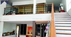 บ้านสร้างเอง พร้อมที่ดิน มีสระว่ายน้ำ ศาลาธรรมสพน์-ทวีวัฒนา ที่ตั้ง : แขวงศาลาธรรมสพน์ เขตทวีวัฒนา กรุงเทพมหานครฯ