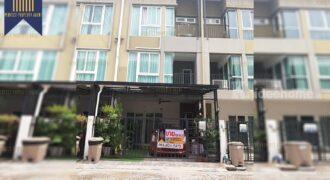 ขายทาวน์โฮม เบล็สทาวน์ ศรีนครินทร์-หนามแดง พร้อมอยู่ โครงการ : Bless Town Srinakarin-Namdang (เบล็สทาวน์ ศรีนครินทร์-หนามแดง)
