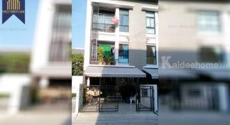 ทาวน์โฮม หลังมุม บ้านกลางเมือง พระราม9-รามอินทรา โครงการ : บ้านกลางเมือง พระราม9-รามอินทรา ที่ตั้ง : แขวงพลับพลา เขตวังทองหลาง กรุงเทพมหานครฯ