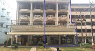 ขายอาคารพาณิชย์ 4 ชั้น 2 คูหา ติดหาดแม่รำพึง ใกล้โรงแรมระยองบรีช เหมาะค้าขาย ทำเกสต์เฮาส์ หรือร้านอาหาร