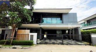 บ้านเดี่ยว เศรษฐสิริ กรุงเทพกรีฑา2 (Setthasiri Krungthep Kreetha2) โครงการ : Setthasiri Krungthep Kreetha2 ที่ตั้ง : ถนนกรุงเทพกรีฑา แขวงหัวหมาก เขตบางกะปิ กรุงเทพมหานครฯ