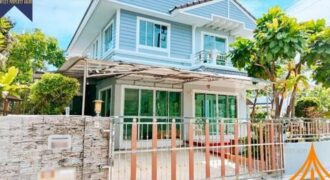 บ้านเดี่ยวหลังมุม หมู่บ้านสีวลี สุวรรณภูมิ เมกา บางนา ทาสีใหม่ทั้งหลัง โครงการ : สีวลี สุวรรณภูมิ ที่ตั้ง : ถนนกิ่งแก้ว-หนามแดง ตำบลบางพลีใหญ่ อำเภอบางพลี จังหวัดสมุทรปราการ