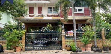 บ้านเดี่ยวท่าข้าม พระราม 2 แสมดำ บางขุนเทียน หลังมุม ที่ตั้ง : ถนนพระราม 2 แขวงแสมดำ เขตบางขุนเทียน กรุงเทพมหานครฯ